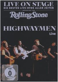 Cover Highwaymen - Live [DVD]